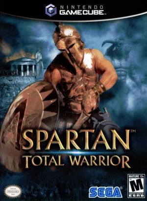 Spartan Total Warrior ROM