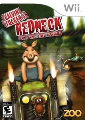 Calvin Tucker's Redneck - Farm Animal Racing Tournament ROM