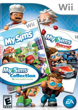 MySims Collection ROM
