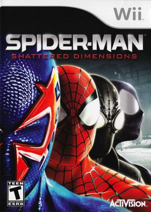 Spider-Man - Shattered Dimensions ROM