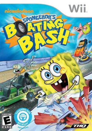 SpongeBob's Boating Bash ROM