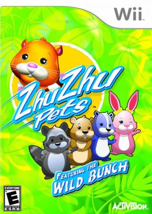 Zhu Zhu Pets - Featuring The Wild Bunch ROM