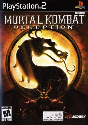 Mortal Kombat - Deception ROM