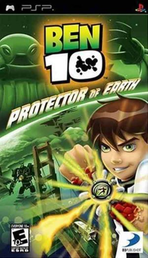Ben 10 - Protector Of Earth ROM