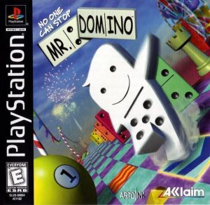 Mr. Domino No One Can Stop [SLUS-00804] ROM