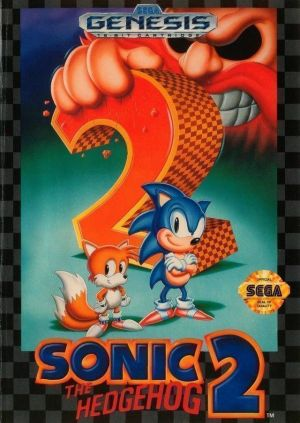 Sonic The Hedgehog 2 (JUE) ROM