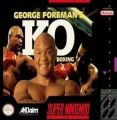 George Foreman K.O. Boxing